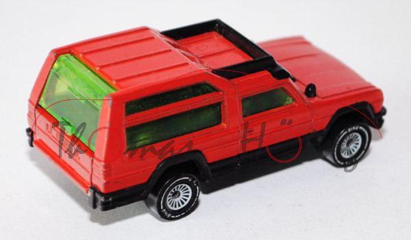 Matra-Simca Rancho (Modell 1977-1979) bzw. Talbot-Matra Rancho (Modell 1979-1983), korallenrot, B4 =