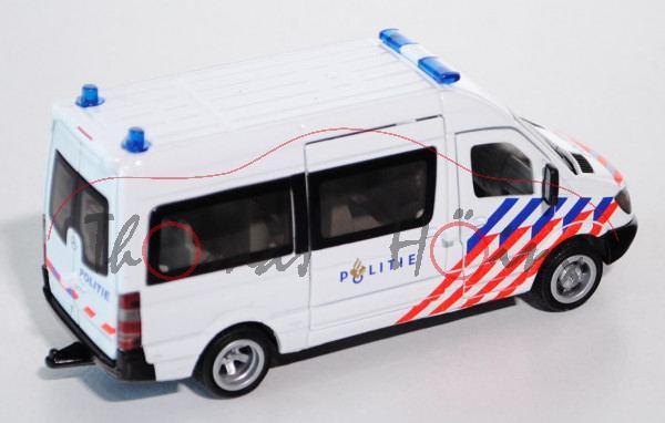 00300 Mercedes Sprinter II 213 CDI / 313 CDI Polizei Mannschaftswagen (NCV 3, Typ W 906), Modell 200