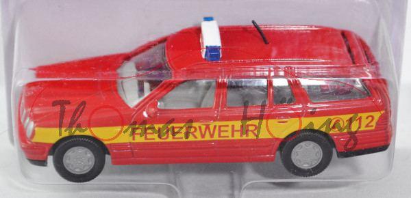 00000 Mercedes-Benz E 290 Turbodiesel T (Baureihe S 210, Mod. 96-99) Feuerwehr-Einsatzleitwagen, P26