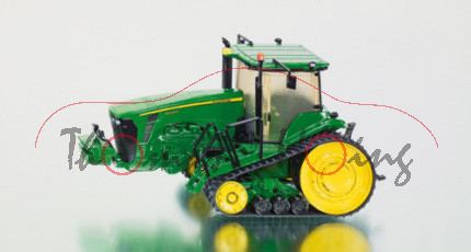 John Deere Raupenschlepper 8430T mit Akku, smaragdgrün, SIKU Control Funk-Technologie (Radio Control