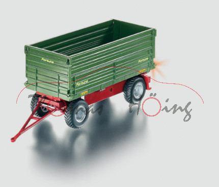Zweiseitenkipper mit Akku, grün/rot, FORTUNA, passend für SIKU Control Funk-Technologie (Radio Contr