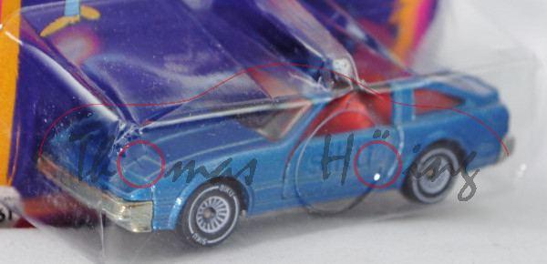 00003 Nissan 300 ZX (Typ Z31, Facelift 1, Modell 1985-1987), verkehrsblaumetallic, innen verkehrsrot