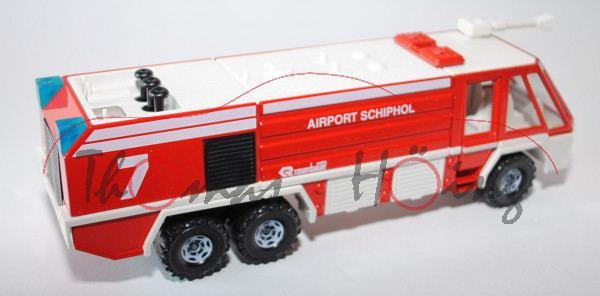 00300 Rosenbauer Flugfeldlöschfahrzeug, verkehrsrot/weiß, AIRPORT SCHIPHOL / austria / R rosenbauer