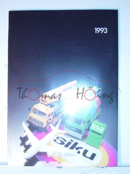 Händlerkatalog 1993