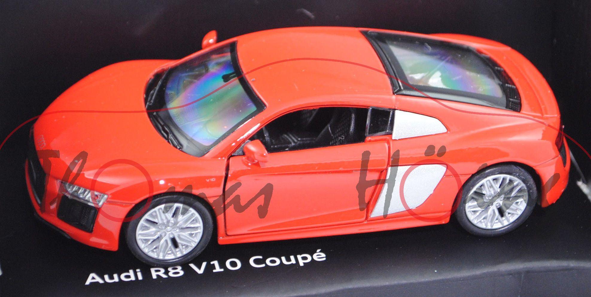 Audi R8 V10 Coupé Typ 4S 2 Gen Mod 15 dynamitrot Pullback