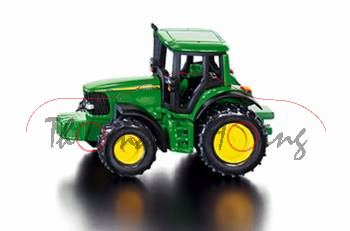 John Deere Traktor, grün/gelb, 1:87, P29