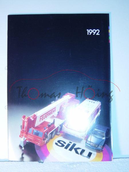 Händlerkatalog 1992