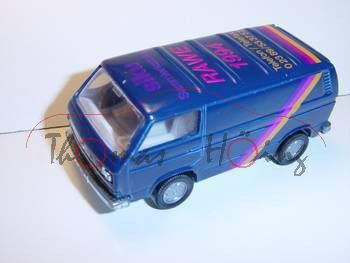 VW Transporter 2,0 Liter (Typ T3), Modell 1979-1982, ultramarinblau, RAWE 1994