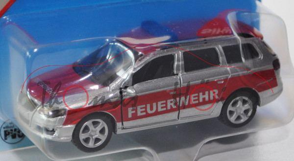 00000 VW Passat Variant 2.0 FSI (B6, Typ 3C) Feuerwehr-Kommandowagen, Modell 2005-2010, weißaluminiu