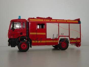 00600 Hilfeleistungslöschfahrzeug HLF MAN TGA 18.460 M Feuerwehr (Aufbau: Rosenbauer, ES Euro System