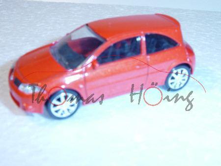 Renault Megane Sport, orangemetallic, 1:50, Norev SHOWROOM, mb