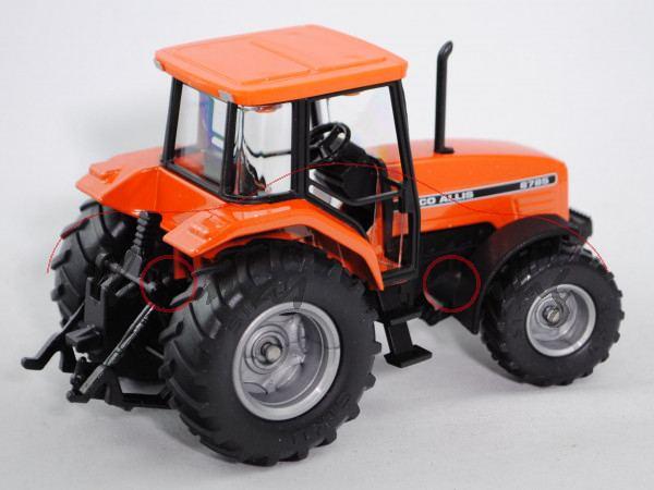 00302 AGCO ALLIS 8785 Traktor (Modell 1998-1999, Produktionsstandort: Banner Lane in Tile Hill, Cove