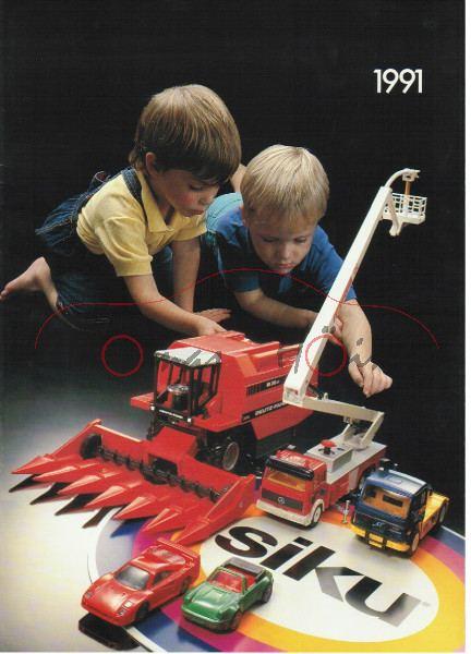 Händlerkatalog 1991, 42 Seiten, DIN-A4
