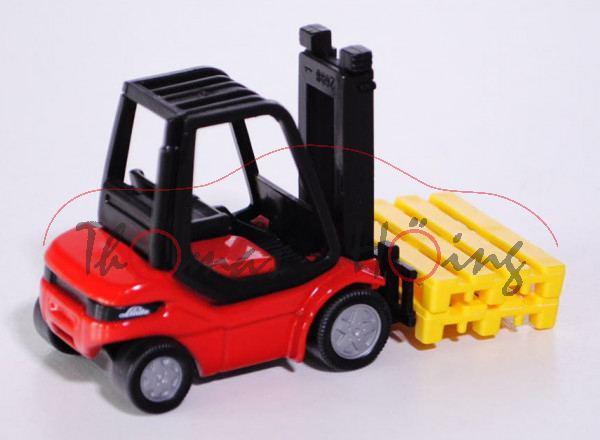 00001 Linde-Gabelstapler H30D mit Gabelzinkenlänge 1100 mm (Baureihe 351-01 mit Dieselmotor, Modell