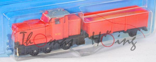 dreiachsige Diesellokomotive für den Rangierdienst (Rangierlokomotive, Deutsche Bundesbahn, Baureihe