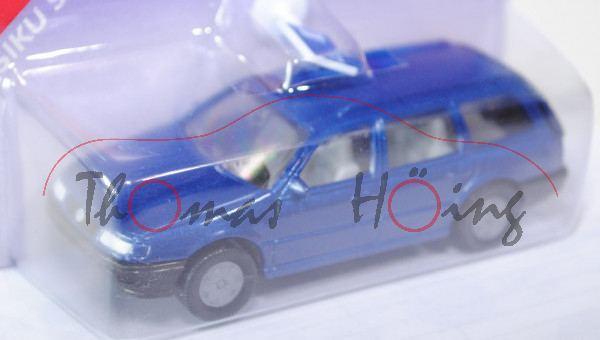 00001 VW Passat Variant 2.8 VR6 (B4, Typ 35i/3A, Modell 1993-1997), dunkel-violettblaumetallic, inne