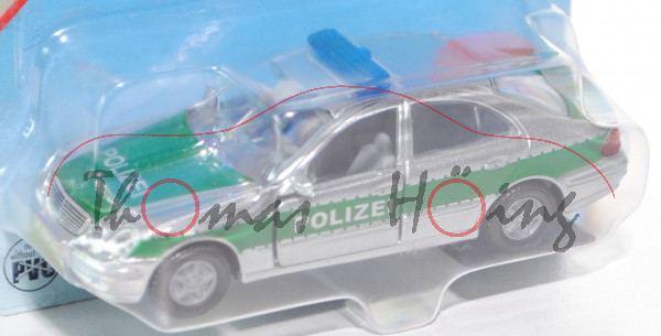 00005 Mercedes-Benz E 500 (Baureihe W 211, 1. Version) Polizei-Einsatzfahrzeug, Modell 2003-2006, we