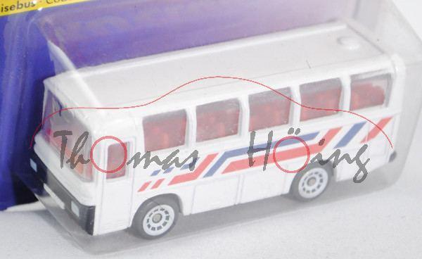 00000 Mercedes-Benz O 303 9 KHP-A Kombi-Ausflugs-Omnibus (Reisebus mit 9 Sitzreihen, Modell 1988-199