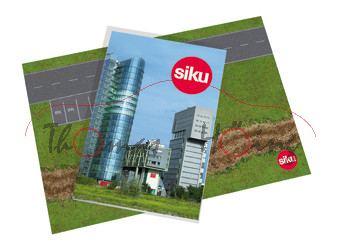 Siku Schaufensterdisplay, Stadt- oder Landwirtschaftsdisplay, bunt bedruckter Karton, mb