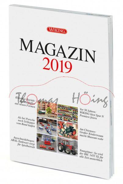 WIKING MAGAZIN 2019, DIN-A4, Wiking (EAN 4006190006262)