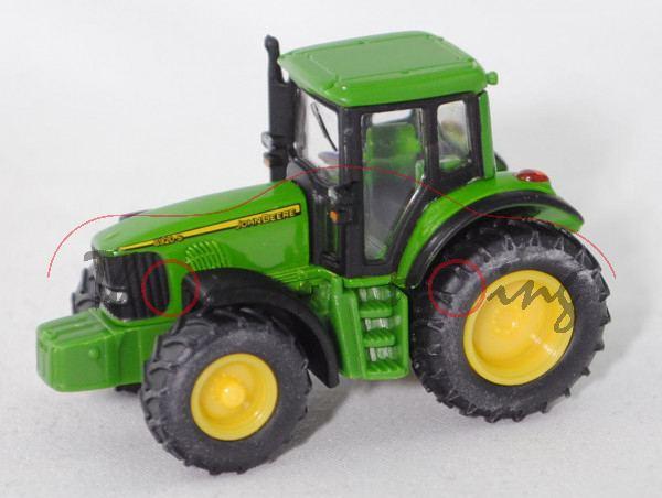 00000 John Deere 6920 S Traktor (Modell 2001-2006), smaragdgrün, SIKU FARMER 1:87, P31R