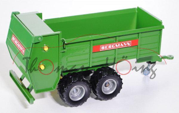 Stalldungstreuer, smaragdgrün, BERGMANN, L15